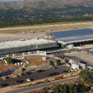Airport Dubrovnik rent-a-car location